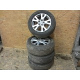 Valuvelg Mazda 6 2009 205/60 offset 55 16x61/2J